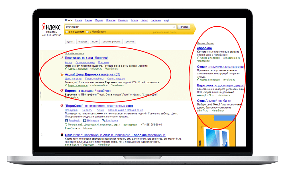 Стоимость контекстной рекламы в Яндексе в Москве